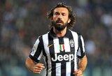 """Oficialu: A.Pirlo pakeitė M.Sarri ir tapo naujuoju """"Juventus"""" treneriu"""
