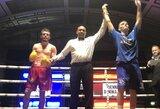 D.Denikajevas profesionalų bokso ringe iškovojo 5-ą pergalę