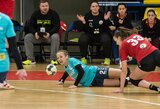 """LMRL pusfinalius pergalingai pradėjo """"ACME - Žalgiris"""" ir """"Cascada - HC Garliava SM"""""""
