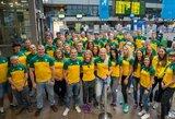 Europos komandiniame čempionate dalyvausiančių lengvaatlečių tikslas – sugrįžti į pirmą lygą