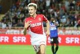 """A.Golovino įkvėpti """"Monaco"""" iškovojo pirmą pergalę Prancūzijos pirmenybėse"""