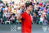 Ispanijos tenisininkui – net 8 metų diskvalifikacija: žaidė ir prieš R.Berankį bei L.Grigelį