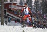 Lietuvos biatlonininkės pasaulio taurės etape – tarp autsaiderių