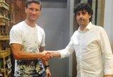 Oficialu: M.Stankevičius pasirašė sutartį su Ispanijos klubu