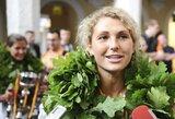 Pasaulio kiokušin karatė čempionė M.Čiuplytė baigė sportininkės karjerą