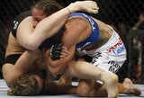 """UFC 157: Rousey vs. Carmouche"". Visų kovų apžvalga"