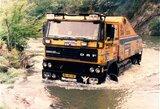 """Legendinė """"De Rooy"""" komanda planuoja didįjį sugįžimą į Dakarą"""