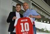 Oficialu: trys Vokietijos klubai pranešė apie naujokus