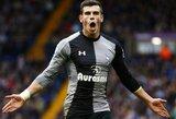 G.Bale'as: nekopijuoju Cristiano Ronaldo žaidimo braižo