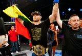 """UFC skambučio lauksiantis J.Anglickas: apie sunkumus po pergalingos kovos, D.White'o nuomonę, """"purvinų kalbų"""" svarbą, panašumus su GSP, ateities planus ir savo kovojimo stilių"""