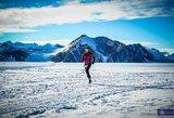 """Kitas Antarktidos maratono nugalėtojos iššūkis – """"Winter Challenge"""" varžybos"""