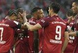 """5 įvarčių trileris baigėsi """"Bayern"""" komandos pergale prieš """"Koln"""""""