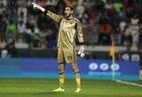 """I.Casillasas norėtų G.Donnarummą matyti """"Juventus"""" klube"""