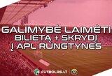 Futbolas.lt fantasy. Stokite į kovą su žinomais Lietuvos futbolininkais!