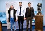 T.Danilevičius susitiko su Baltijos šalių futbolo vadovais