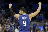 """N.Vučevičius: """"LeBronas yra geriausias pasaulio krepšininkas"""""""