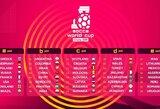 Paaiškėjo potencialūs Lietuvos mažojo futbolo rinktinės varžovai pasaulio čempionate
