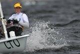 G.Scheidt viltys kovoti dėl olimpinio medalio blėsta