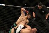 """Paaiškėjo dar viena intriguojanti """"UFC 211"""" turnyro kova"""