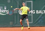 L.Mugevičius su partneriu pergalingai pradėjo turnyrą Italijoje