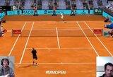 Po gražaus varžovo gesto į finalą patekęs A.Murray'us tapo virtualaus turnyro čempionu