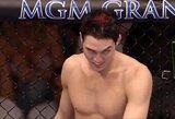 """Iš kalėjimo paleistas UFC kovotojas: """"Mane pasodino į garsiausių nusikaltėlių bloką"""""""