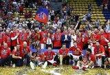 R.Kurtinaičio komanda nepasipriešino CSKA ir pelnė Vieningosios lygos sidarbą