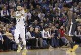 """""""Nuggets"""" nutraukė NBA čempionų pergalių seriją"""