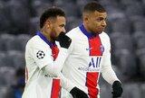 """Fantastiškas Čempionų lygos ketvirtfinalis: dviejų įvarčių pranašumą iššvaistęs PSG svečiuose nukovė """"Bayern"""""""