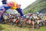"""Antroji """"Romaniacs"""" ralio bekelės diena – su nuotykiais"""