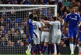 """Pasiruošimą sezonui """"Chelsea"""" baigė pralaimėjimu """"Fiorentina"""" klubui"""