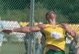 Į Berlyną – su optimistiška gaida: A.Gudžius ir A.Šerkšnienė dominavo Lietuvos čempionate