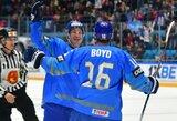 Kazachai priartėjo prie aukso medalių, baltarusiai taip pat grįžta į elitą