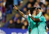 """Iššūkio nesulaukę """"Real"""" užtikrintai žengė į Ispanijos taurės ketvirtfinalį"""