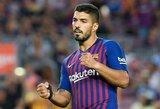 """L.Suarezas norėtų savo karjerą užbaigti """"Barcelona"""" gretose"""