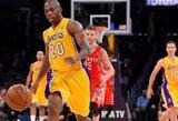 """""""Pistons"""" prisiviliojo """"Lakers"""" snaiperį ir C.Martiną"""