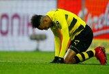 """Vokietijos """"Bundesliga"""": eilinė """"Borussia"""" nesėkmė ir sunki """"Bayern"""" pergalė"""
