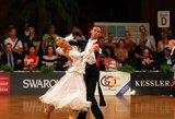 Kaunas pirmą kartą rengs pasaulio profesionalų parodomųjų šokių čempionatą