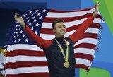 Olimpiados medalių įskaitoje lietuvių pozicija suprastėjo, lyderių trejetas pasikeitė
