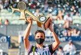 Austrijoje – didžiausia perspektyvaus Serbijos tenisininko pergalė per karjerą