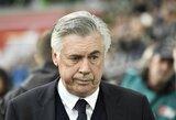 """C.Ancelotti pažėrė kritikos """"Crvena Zvezda"""" futbolininkams: """"Jie yra laiko švaistymo ir vaidybos profesionalai"""""""