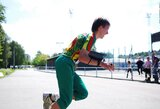 J.V.Gvildys Europos orientavimosi čempionate užėmė 8-ą vietą