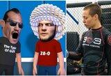 """Prieš """"UFC 249"""" turnyrą – nežinomybėje atsidūrusi R.Namajunas ir animatoriaus pokštai"""