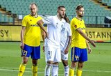 Lietuviai žaidė nuo Italijos iki Kazachstano, bet nei vienas nešventė pergalės