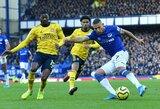 """Naujieji treneriai iš šono stebėjo, kaip """"Everton"""" ir """"Arsenal"""" išsiskyrė be įvarčių"""