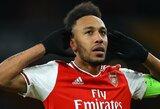 """Gabono futbolo federacijos prezidentas ragina """"Arsenal"""" žvaigždę prisijungti prie ambicingesnio klubo"""