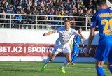 Slovėnijoje lietuvių klubai šventė pergales, A.Žulpa pergalingai debiutavo naujoje komandoje