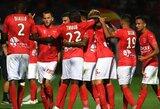 """Prancūzijos """"Ligue 1"""" čempionate netikėtai suklupo """"Marseille"""" ekipa"""