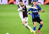 """Laukiama patvirtinimo: C.Ronaldo gali atsisveikinti su """"Juventus"""" jau šią vasarą?"""