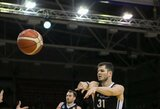 V.Čižauskas lieka žaisti Turkijoje